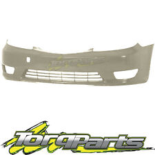 FRONT BAR COVER CHAMPAGNE SUIT TOYOTA CAMRY CV36 04-06 SERIES 2 BUMPER