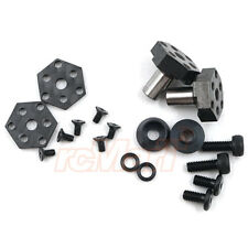 Wrap Up Next Combination Front Axle w/Carbon Spacer Gx Vx Yd-2 Knuckle #0385-Fd
