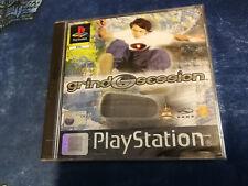 Videogame GRIND SESSION Playstation 1 PS1 PSX PSONE NEW&SEALED 1st print