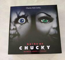 Neca Ultimate Bride Of Chucky 2 Pack Figure Set.