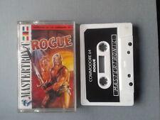 JUEGO C64 COMMODORE 64/128 ROGUE MASTERTRONIC EN CAJA