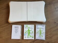 Wii Fit Balance Board and Wii Fit Plus Game Great Condition