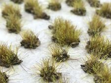 Miniature Model Self Adhesive Grass Tufts - 6mm Grey Rocky Harvest Outcrop