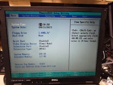 40903 Dell Inspiron 5000 PIII-650 G650GT 128mb ram. +fdd+cdrom laptop shell read