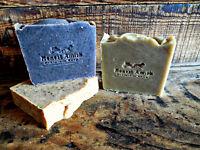 Honest Amish Natural Soaps - 3 Organic Soaps