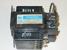 1 pc. Micron Impervitran B100MQ15RK Transformer, 100 KVA, Used