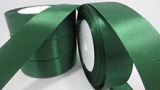 "NEW Gift Wrapping wedding festival Party 5yards 1""25mm Craft Satin Ribbon AZ"