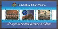 San Marino - 1993 - Mi. Blok 16 (Hologram) - Postfris - MM102