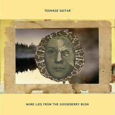 TEENAGE GUITAR - MORE LIES FROM THE GOOSEBERRY BUSH 2 CD NEU
