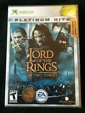 Lord of the Rings: The Two Towers  (Xbox, 2002) BRAND NEW FACTORY SEALED