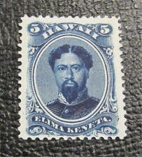 nystamps US Hawaii Stamp # 52c Mint OG H $125   N27x1106