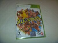 WWE ALL-STARS (2011) Microsoft XBox 360 Games Brand New Factory Sealed
