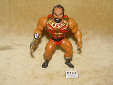 Masters OF THE UNIVERSE MOTU Jitsu Action figure con armatura Mattel 1984 WAVE 3