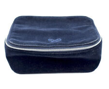 Anya Hindmarch Travel Cosmetic Make Up Bag Pouch