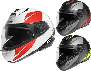 Schuberth C4 Pro Merak Flip up Helmet Motorcycle Touring Sport Incl. Pinlock