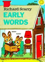 Richard Scarrys Early Words