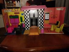 Awesome 1968 Barbie Family House by Mattel w/original furniture and tag