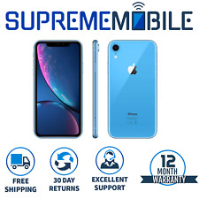 Apple iPhone XR blau 64gb ? ohne SIM-Entsperrt iOS Smartphone-a1984