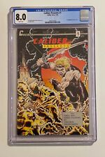 Caliber Presents #1 - 1st Appearance of the Crow - CGC Grade 8.0 - 1989