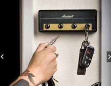 Vintage Jack Rack 2.0 Marshall Guitar Amplifier Keychain Holder Wall Mount Hange