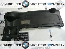 GENUINE BMW 3SERI E46 PASSENGER SIDE INTERIOR FOOTWELL TRIM PANEL UNDER DASH RHD