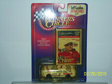 WINNERS CIRCLE: Nascar  Life time Series, Jeff Gordon, 1992 Ford T Bird #1 1:64