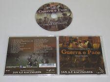 GUERRA E PACE/SOUNDTRACK/JAN A.P. KACZMAREK(RAI TRADE FRT 427) CD ALBUM