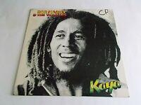 Bob Marley & The Wailers Kaya LP 1978 Island Sterling Vinyl Record