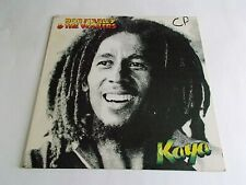 Bob Marley & The Wailers Kaya LP 1978 Island Sterling Vinyl Record