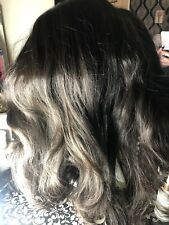 Brunette Clip In Hair piece