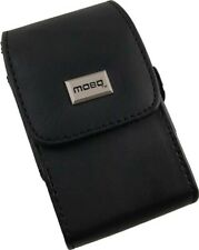 Mobo Black Wallet Case Pouch Belt Clip For Motorola Razr V3 V3C V3M Lg Dare