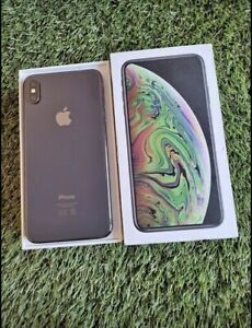 Apple iPhone XS Max - 256GB - Space Gray (Unlocked) A1921 (CDMA + GSM)
