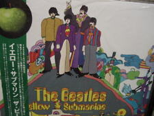 BEATLES YELLOW SUBMARINE NOTHING IS REAL Rare Limited OBI JAPAN 2003 RELEASE LP