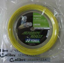 YONEX Badminton Hybrid String Aerobite Boost 200m Coil BGABBT-2, Best Control