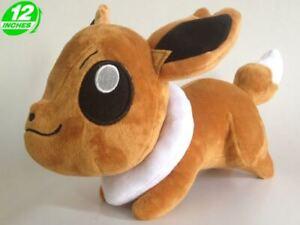 "RARE 12"" Eevee Plush Doll - PNPL8229"