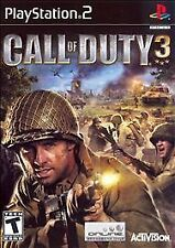 Call of Duty 3 (Sony PlayStation 2, 2006)