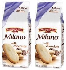 Pepperidge Farm Milano Milk Chocolate Cookies 2 Bag Pack