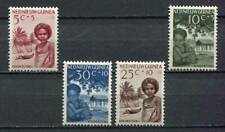 37208) NEDERLANDS NEW GUINEA 1957 MNH** Children 4v