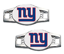 New York Giants Shoe Charms / Pair of 2
