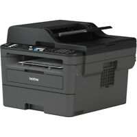 BROTHER  All-In-One Monochrome Wireless Laser Printer, Scanner, Copier Fax