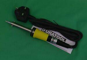 60 Watt 230V soldering iron - pointed tip