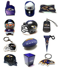 Baltimore Ravens Nfl Football Mini Gumball Vending Novelty Collectible You Pick