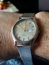 Seiko 5 Watch....1970s... manual automatic.....