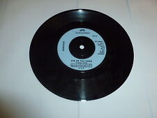 "SURVIVOR - Eye Of The Tiger - 1981 UK 7"" Single"