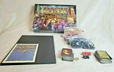 2003 Risk The Lord of the Rings Trilogy Edition Board Game 100% Complete