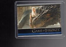 Game of Thrones season 6 P3  promo card