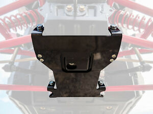 SuperATV Heavy Duty Frame Support / Stiffener for Polaris RZR RS1 (2018+)