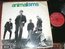 THE ANIMALS   -     Animalisms,         VERY RARE 1966 UK MONO LP