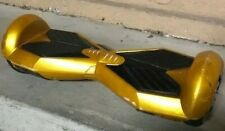 """6.5"""" 2 Wheel Dual Led Balancing Electric Scooter Hooverboard (Gold) Parts/Repair"""