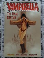 Vampirella TPB (2014) Dynamite - Vol #6, Final Curtain, Softcover, NM (New)